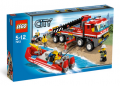 7213 - Off-Road Fire Truck & Fireboat