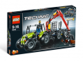 8049 - Tractor with Log Loader