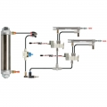 [275-0276] Pneumatics Kit 2 - Double Acting Cylinders