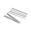 [276-2290] Aluminum C-Channel 1x5x1x25 (6-pack)