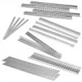[276-2304] Aluminum Angle 2x2x35 (6-pack)